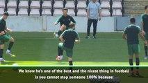 No special plan to stop Ronaldo - Koeman
