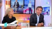 """Anne-Sophie Lapix ou Gilles Bouleau ? David Pujadas amené à un choix difficile dans """"C l'hebdo"""" - Regardez"""
