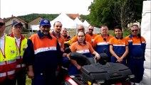 Trail du Saint-Quentin : rencontre avec les secouristes et les équipes du ravitaillement