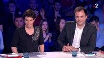 Les très brefs adieux de Laurent Ruquier à Christine Angot et Charles Consigny