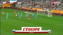 Tous les buts de la soirée de samedi - Foot - Qualif. Euro