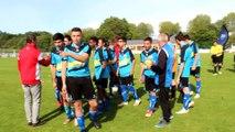 08/06/2019 : U18 CHAMPION de la Coupe du District. MERCI aux supporters.