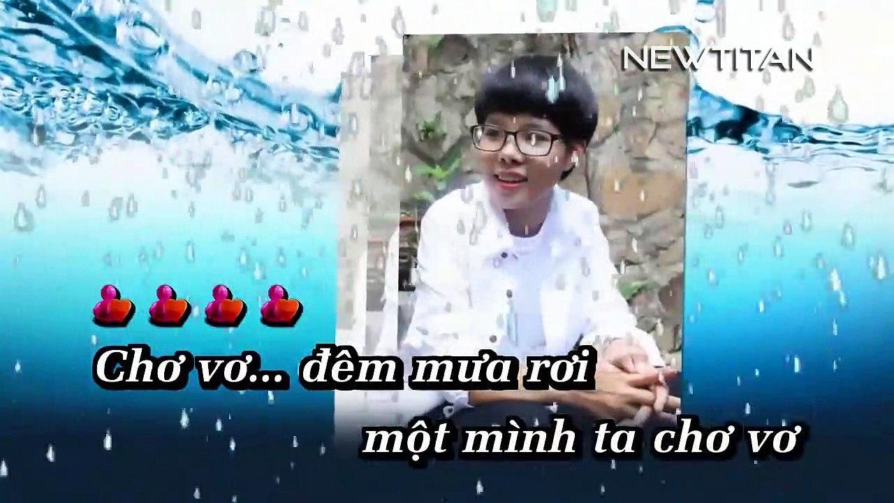 [Karaoke] Chơ Vơ - Vũ Cát Tường [Beat]