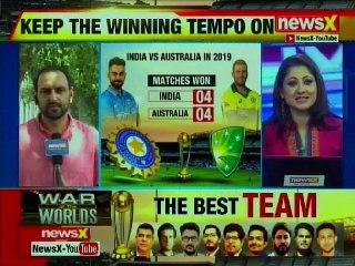 India Vs Australia, World Cup 2019
