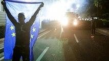 L'Albanie dans l'impasse politique