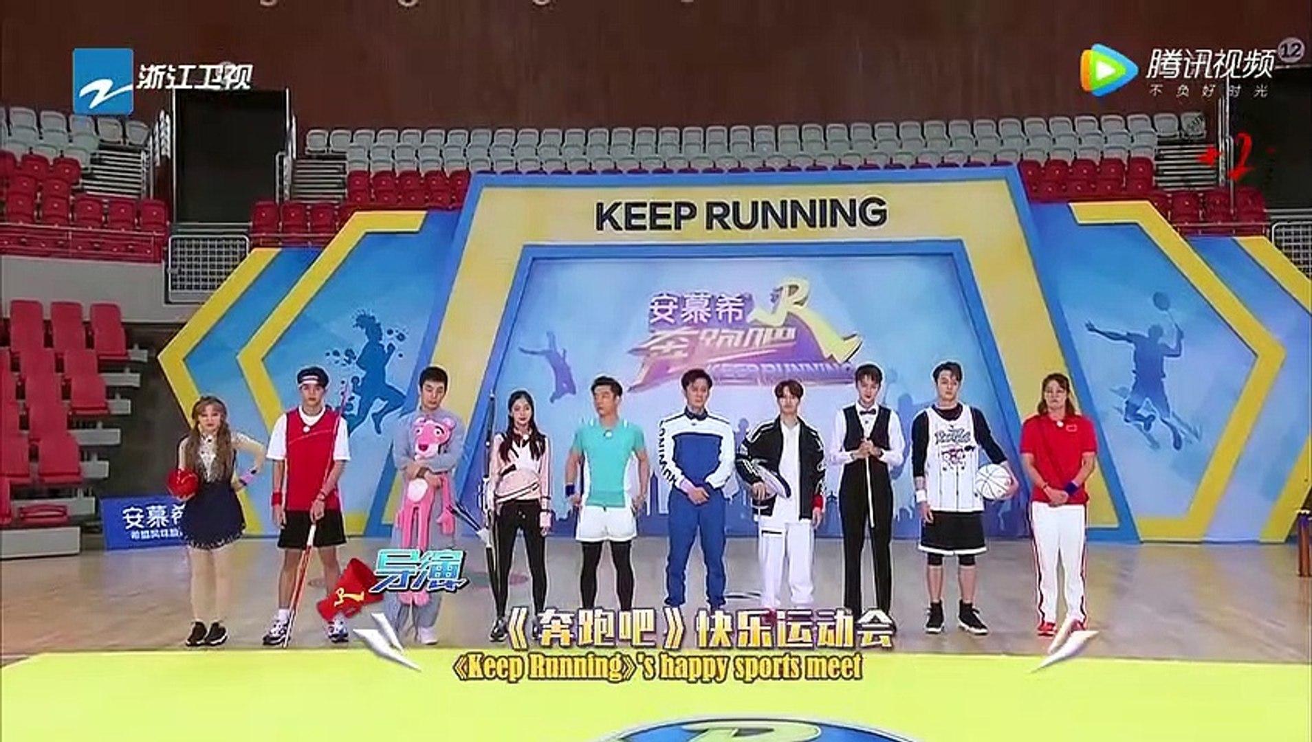 [EngSub] 190531 Keep Running 奔跑吧3 S3 EP6 Part 1/2 Jackson Wang 王嘉尔