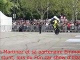 Illzach : le Fun car show met la gomme
