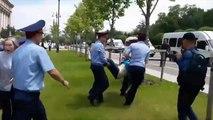 Decenas de detenciones en las elecciones de Kazajistán