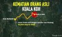 [INFOGRAFIK] Kes jangkitan paru-paru Orang Asli Kuala Koh