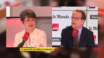 Le portrait de Gilles Le Gendre par Carine Bécard dans Questions Politiques