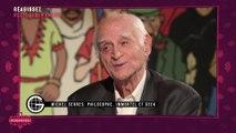 Hommage à Michel Serres  - Clique Dimanche - CANAL+