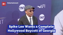 Spike Lee Is Very Upset About Georgia Abortion Ruling
