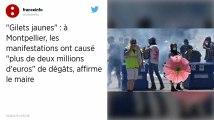 Gilets jaunes. « Casse et violence sont inacceptables » condamne Philippe Saurel, maire de Montpellier