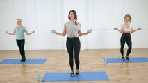 This Tone It Up Workout Is a Full-Body Burner!