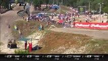 Desalle battle vs Herlings  plus Desalle Crash- MXGP Race 1 - Patron MXGP of Russia 2019