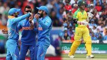 World Cup 2019 IND vs AUS: Yuzvendra Chahal strikes for India, David Warner departs | वनइंडिया हिंदी
