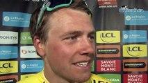 """Critérium du Dauphiné 2019 - Edvald Boasson Hagen, 1st yellow jersey : """"It's a beautiful revenge"""""""