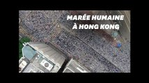 À Hong Kong, un million de manifestants contre un projet de loi pro-Pékin
