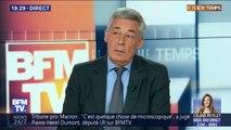 """Henri Guaino ne souhaite pas que Nicolas Sarkozy revienne """"dans le jeu politique"""""""
