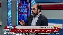 Musharraf Zaidi Response On Upcoming Budget And Lawyer's Movement..