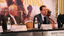 BARRY HEARN PRESENTS - DILLIAN WHYTE v OSCAR RIVAS / DAVID PRICE v DAVID ALLEN PRESS CONFERENCE