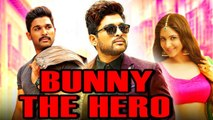Bunny The Hero Bunny Full Hindi Dubbed Movie Allu Arjun Gowri