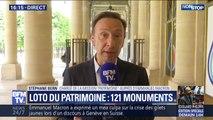 """Loto du patrimoine: """"Il y aura un monument par département, y compris en outre-mer"""", assure Stéphane Bern"""