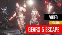 Gears 5 Escape - E3 2019