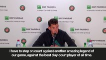 (Subtitled) 'Nadal is best ever clay-court player' - Thiem on beating Djokovic to then losing the final