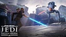 Star Wars Jedi : Fallen Order - Trailer Xbox E3 2019