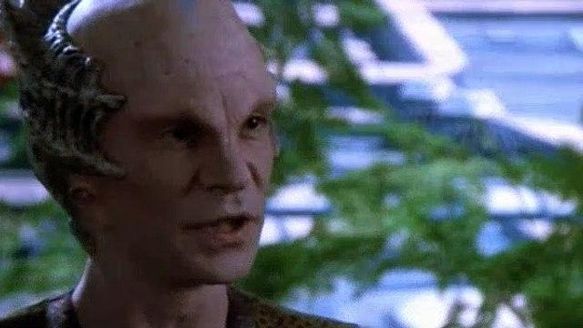 Babylon 5 Season 2 Episode 1 Points of Departure