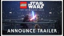 LEGO Star Wars :  The Skywalker Saga - Trailer d'annonce