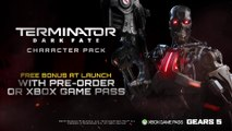 Gears 5 - E3 2019 Terminator Dark Fate Reveal