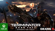 Gears 5 - Trailer Terminator Dark Fate E3 2019