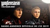 Wolfenstein : Youngblood - Trailer E3 2019