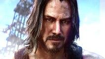 """CYBERPUNK 2077 """"Keanu Reeves"""" Gameplay Trailer"""
