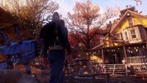 Fallout 76 - Official Wastelanders Gameplay Trailer   E3 2019