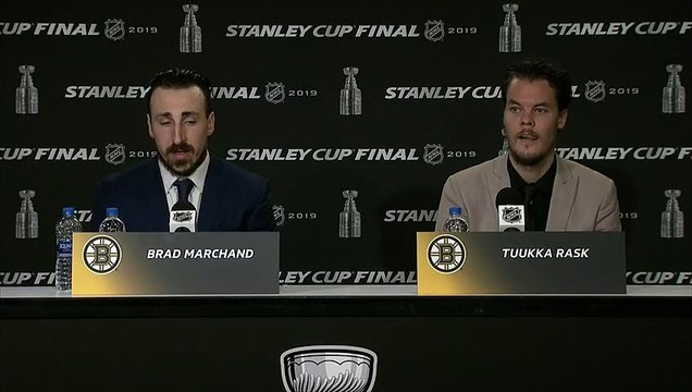 Brad Marchand On Bruins Desperation In Game 6 vs. Blues