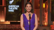 Lucy Liu Heralds The Vital Work Of The American Theatre Wing In Art Education