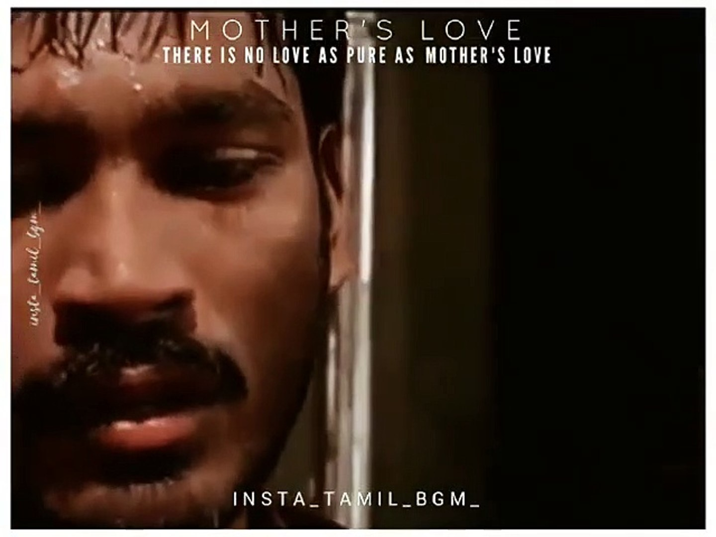 Dhanush Dialogue About Mothers Love For Whatsapp Statusvj Entertainment