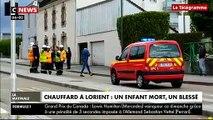 Lorient - Pour fuir un contrôle routier, un chauffard renverse deux enfants : le premier est mort, le second est en urgence absolue