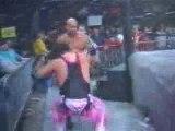 "Bret ""Hitman"" Hart vs Goldberg"