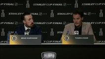 Reactions after the Bruins force deciding Game 7 with win over Blues