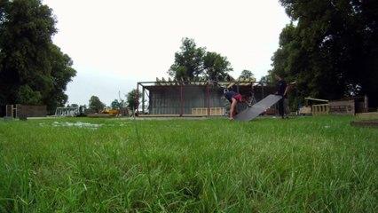 Scene2 Ltd - Timberland build