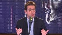 """L'eurodéputé Les Républicains Geoffroy Didier """"n'a pas envie de quitter [sa] famille politique (...), il faut la refonder de l'intérieur"""""""