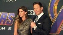 Chris Pratt reveals first photo from his wedding to Katherine Schwarzenegger