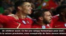 "Portugal - Bernardo Silva : ""Une saison fantastique"""