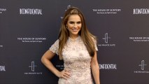 Chrishell Hartley LA Confidential Magazine Impact Awards Red Carpet