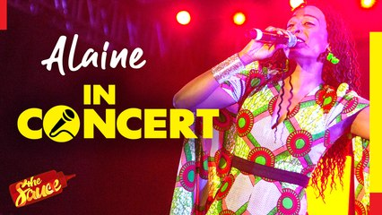 Alaine teams up with Wyre to perform 'Nakupenda Pia' at #TLF2019