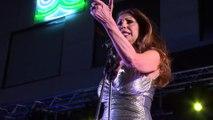 Primer concierto de Azúcar Moreno tras la polémica en Supervivientes